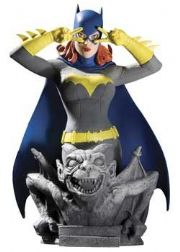 Women Of The DC Universe Batgirl Bust Statue Figurine DC Direct